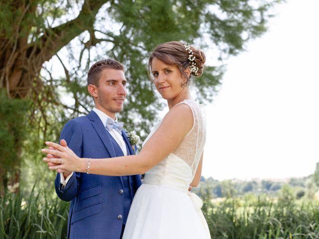 Le mariage de Fabien et Tiphaine à Beillé, Sarthe 45