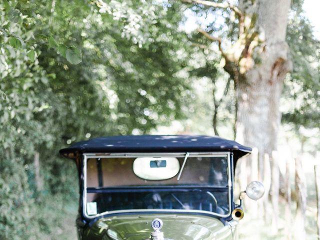 Le mariage de Fabien et Tiphaine à Beillé, Sarthe 48