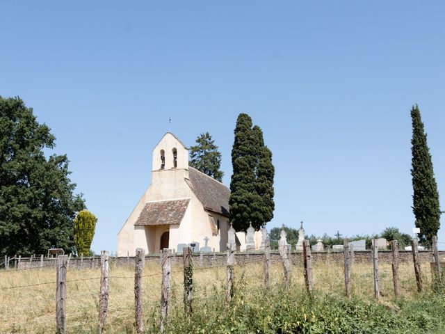 Le mariage de Fabien et Tiphaine à Beillé, Sarthe 56