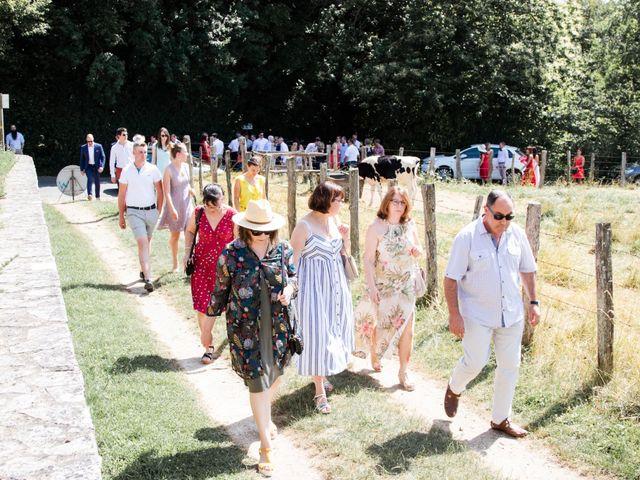 Le mariage de Fabien et Tiphaine à Beillé, Sarthe 52