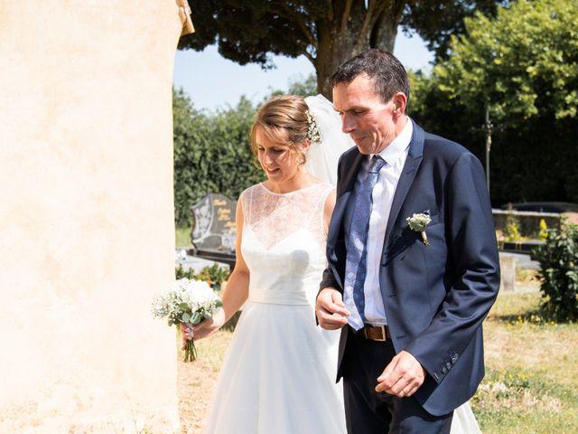 Le mariage de Fabien et Tiphaine à Beillé, Sarthe 59