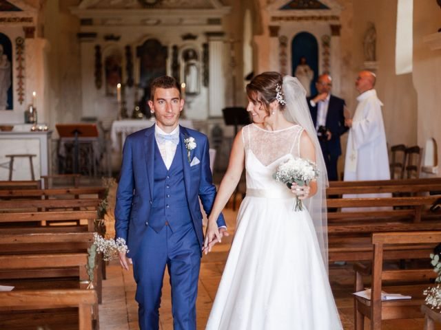 Le mariage de Fabien et Tiphaine à Beillé, Sarthe 65