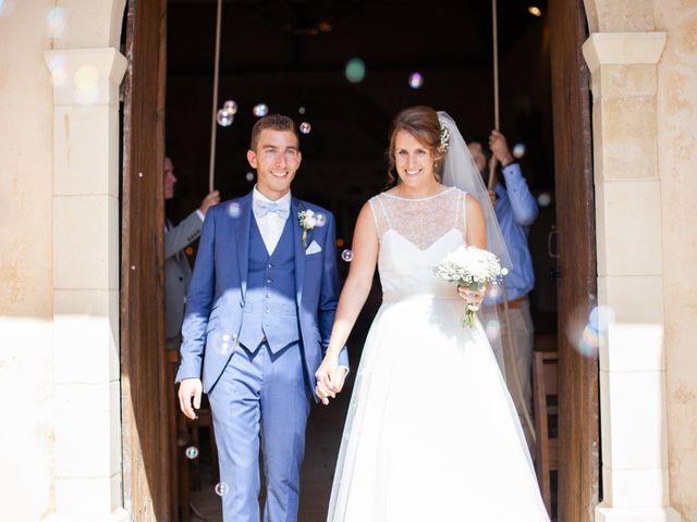 Le mariage de Fabien et Tiphaine à Beillé, Sarthe 66