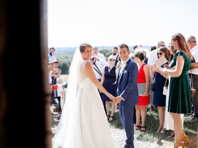 Le mariage de Fabien et Tiphaine à Beillé, Sarthe 69