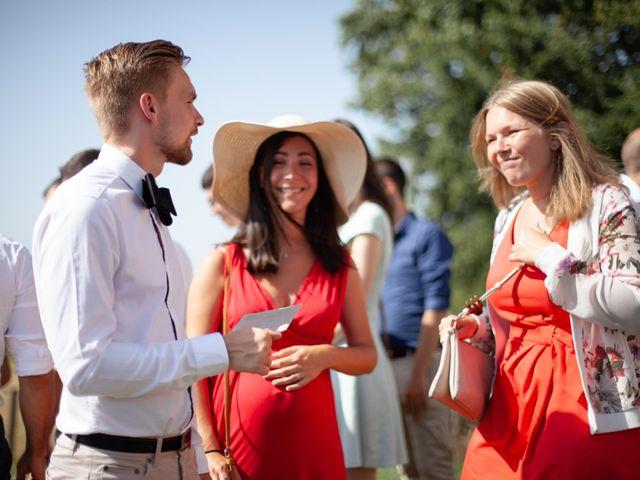 Le mariage de Fabien et Tiphaine à Beillé, Sarthe 72