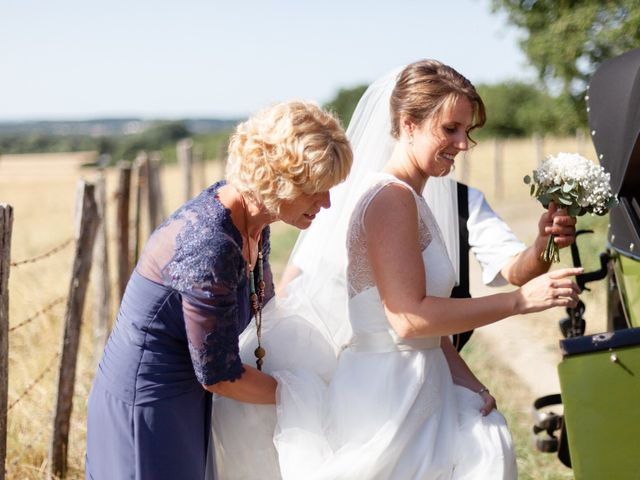 Le mariage de Fabien et Tiphaine à Beillé, Sarthe 73