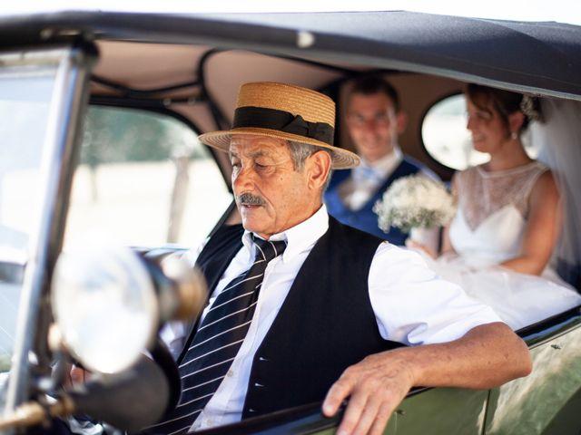 Le mariage de Fabien et Tiphaine à Beillé, Sarthe 76