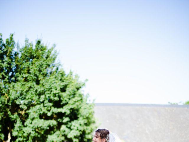 Le mariage de Fabien et Tiphaine à Beillé, Sarthe 78