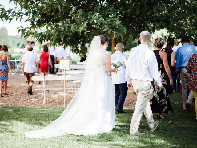 Le mariage de Fabien et Tiphaine à Beillé, Sarthe 81