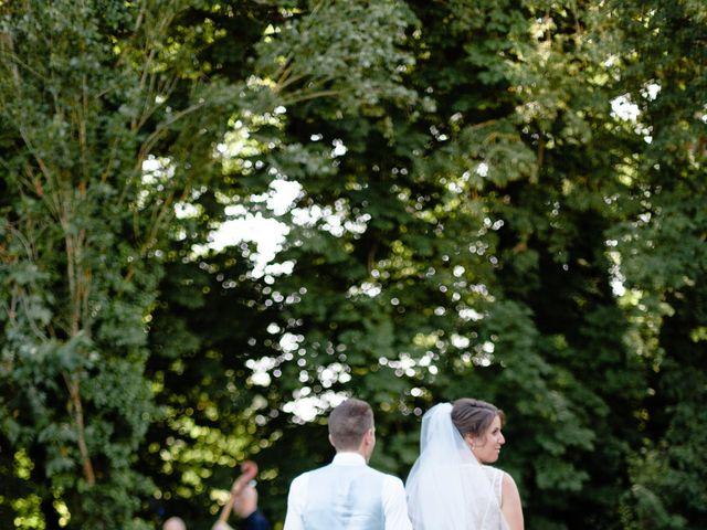 Le mariage de Fabien et Tiphaine à Beillé, Sarthe 82