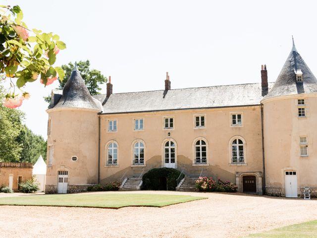 Le mariage de Fabien et Tiphaine à Beillé, Sarthe 91