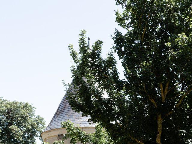 Le mariage de Fabien et Tiphaine à Beillé, Sarthe 92