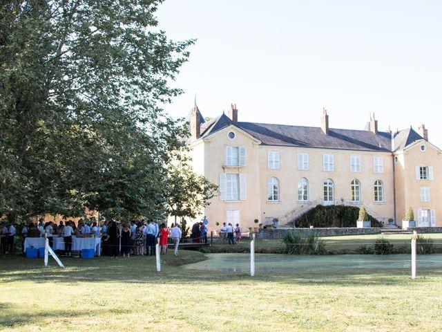 Le mariage de Fabien et Tiphaine à Beillé, Sarthe 95