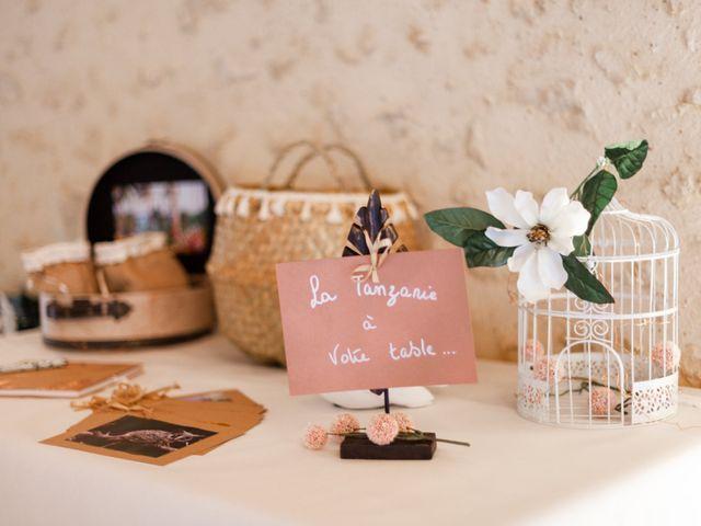 Le mariage de Fabien et Tiphaine à Beillé, Sarthe 100