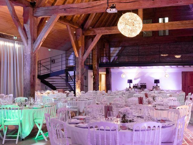 Le mariage de Fabien et Tiphaine à Beillé, Sarthe 119