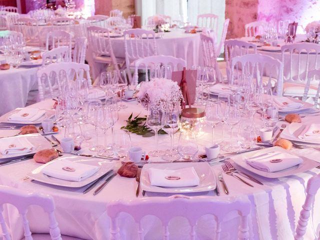 Le mariage de Fabien et Tiphaine à Beillé, Sarthe 120