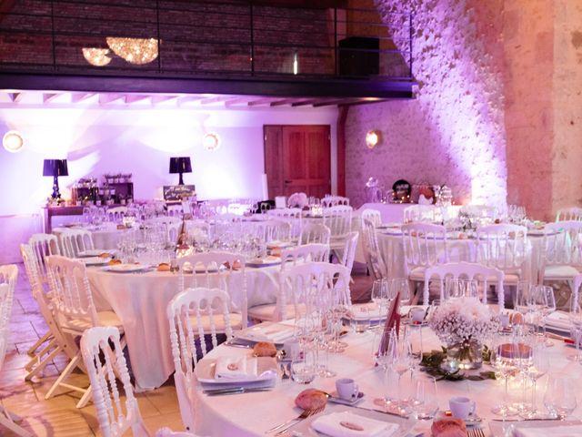 Le mariage de Fabien et Tiphaine à Beillé, Sarthe 121