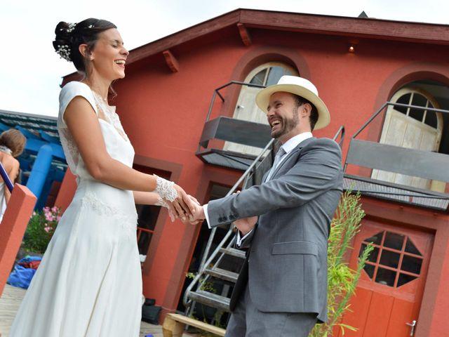 Le mariage de Pierre et Nadège à Millau, Aveyron 1