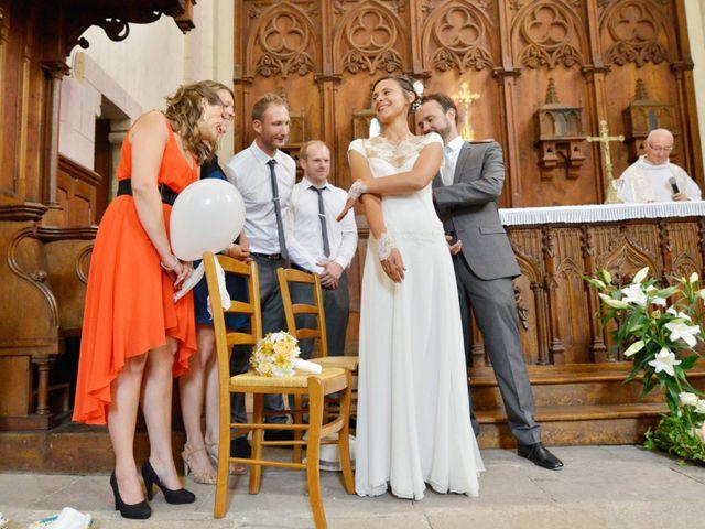 Le mariage de Pierre et Nadège à Millau, Aveyron 40