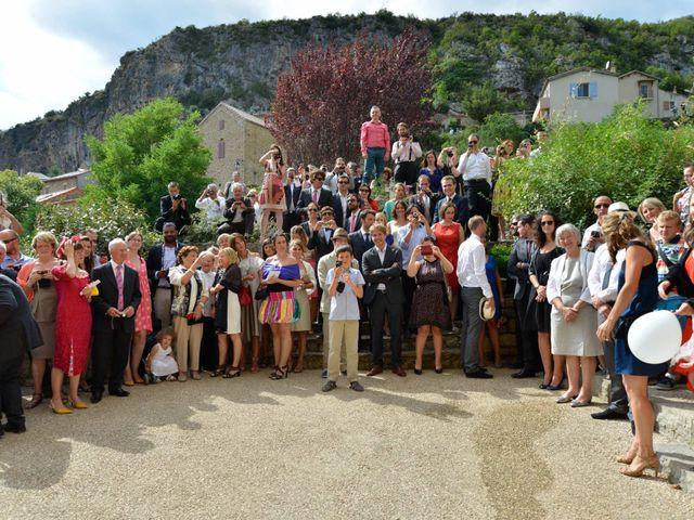 Le mariage de Pierre et Nadège à Millau, Aveyron 48