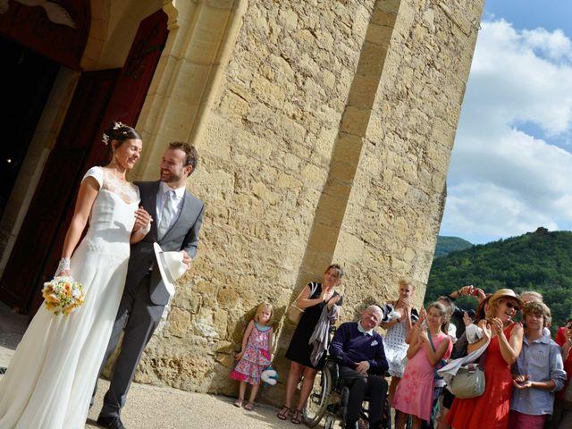 Le mariage de Pierre et Nadège à Millau, Aveyron 50