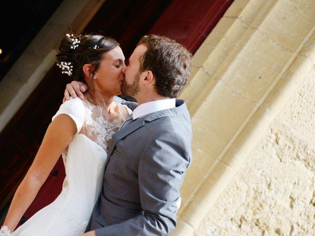 Le mariage de Nadège et Pierre