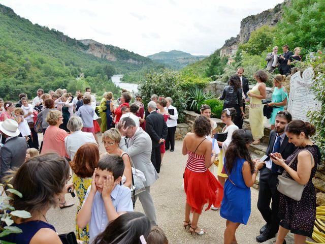 Le mariage de Pierre et Nadège à Millau, Aveyron 2