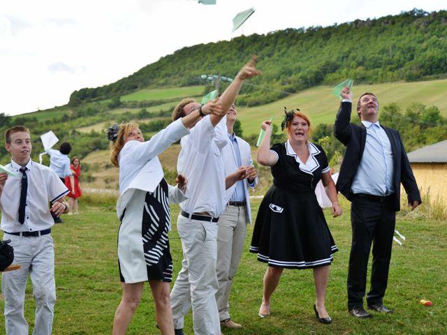 Le mariage de Pierre et Nadège à Millau, Aveyron 99