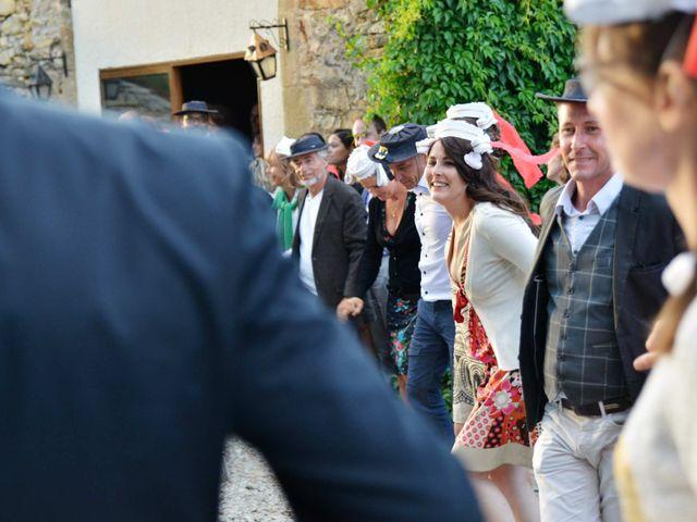 Le mariage de Pierre et Nadège à Millau, Aveyron 103