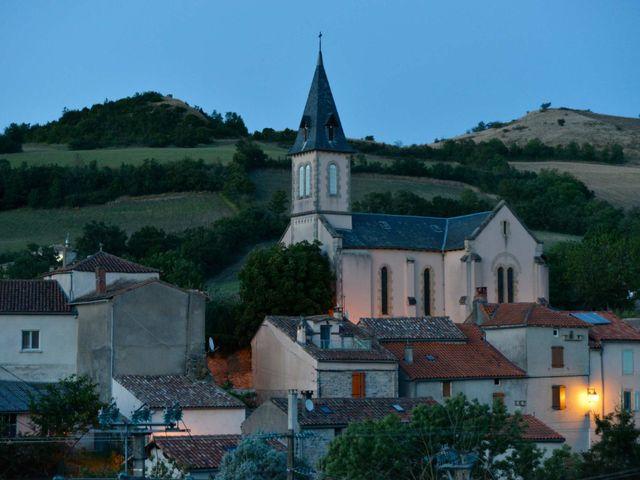 Le mariage de Pierre et Nadège à Millau, Aveyron 58