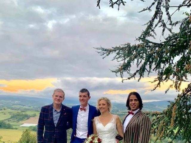 Le mariage de Julien  et Elena  à Grésy-sur-Aix, Savoie 5