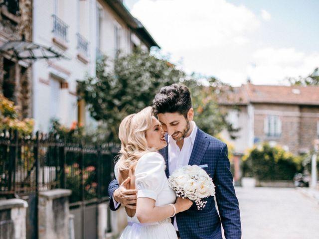 Le mariage de Mickaël et Daniela à Paris, Paris 3