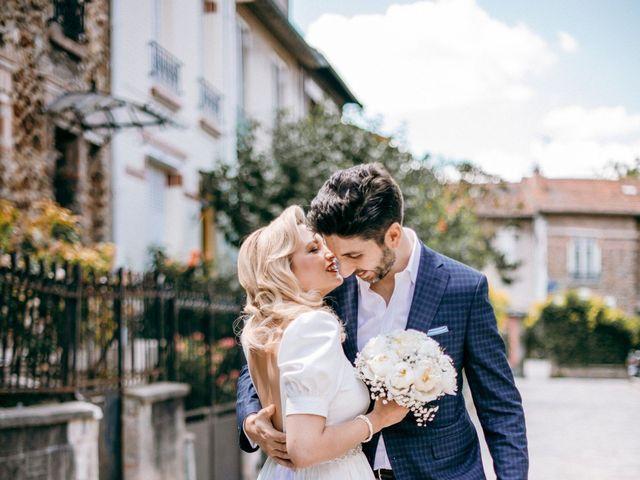 Le mariage de Mickaël et Daniela à Paris, Paris 4