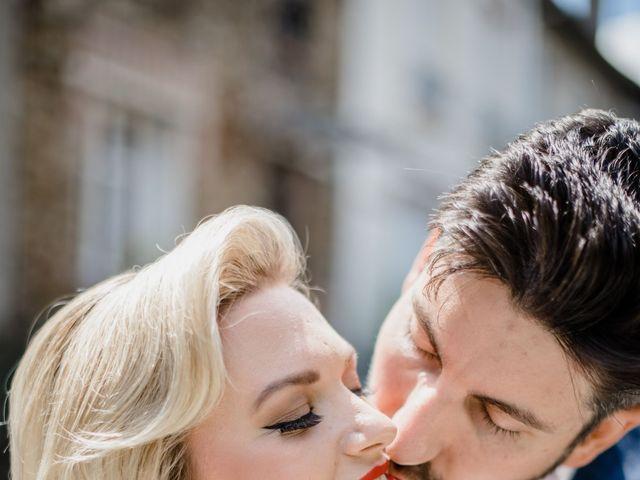 Le mariage de Mickaël et Daniela à Paris, Paris 8
