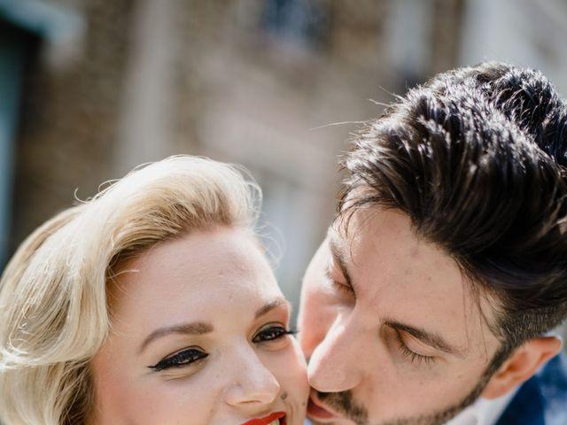 Le mariage de Mickaël et Daniela à Paris, Paris 9