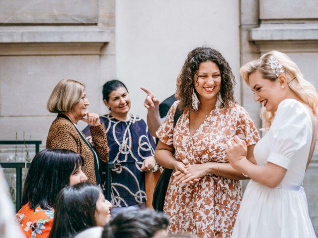Le mariage de Mickaël et Daniela à Paris, Paris 27