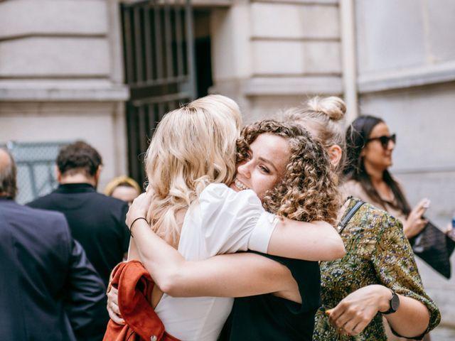 Le mariage de Mickaël et Daniela à Paris, Paris 28