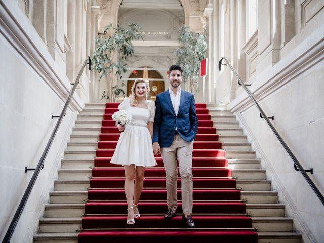 Le mariage de Mickaël et Daniela à Paris, Paris 29