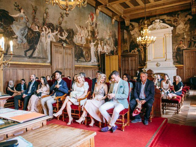 Le mariage de Mickaël et Daniela à Paris, Paris 30