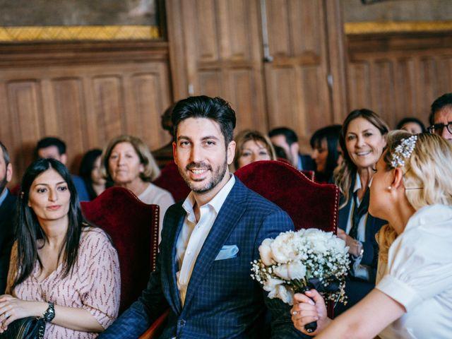 Le mariage de Mickaël et Daniela à Paris, Paris 32