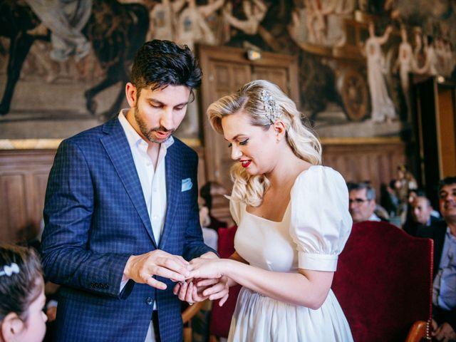 Le mariage de Mickaël et Daniela à Paris, Paris 35