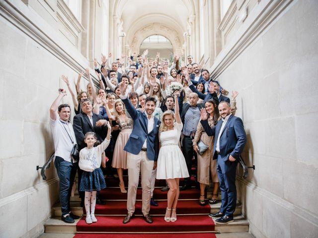 Le mariage de Mickaël et Daniela à Paris, Paris 36