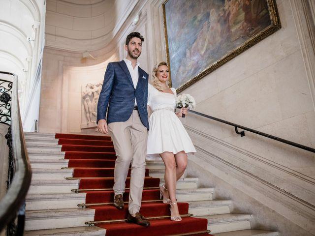 Le mariage de Mickaël et Daniela à Paris, Paris 37