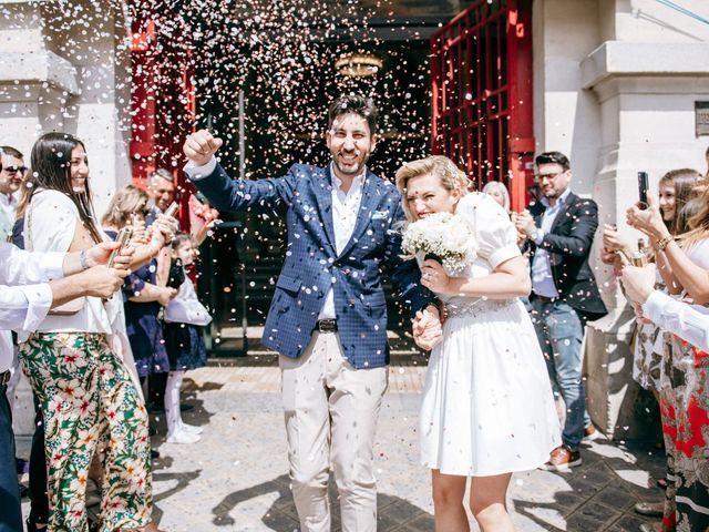 Le mariage de Mickaël et Daniela à Paris, Paris 38