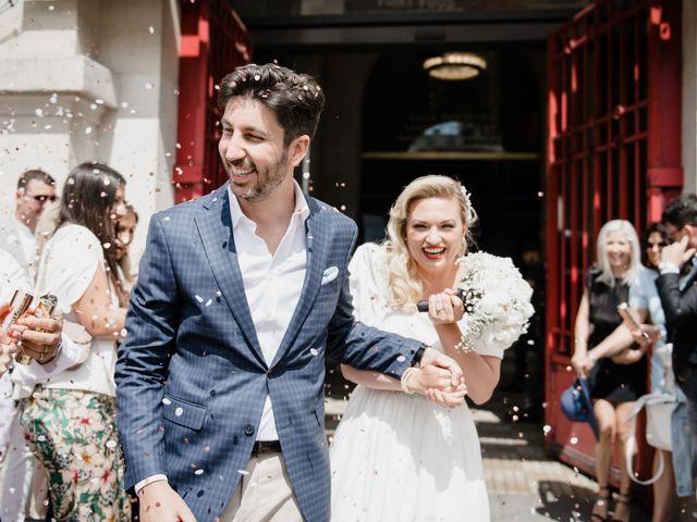 Le mariage de Mickaël et Daniela à Paris, Paris 39