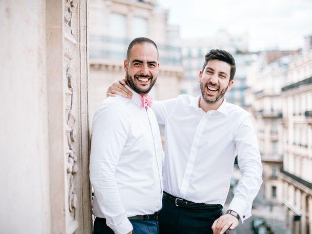Le mariage de Mickaël et Daniela à Paris, Paris 48