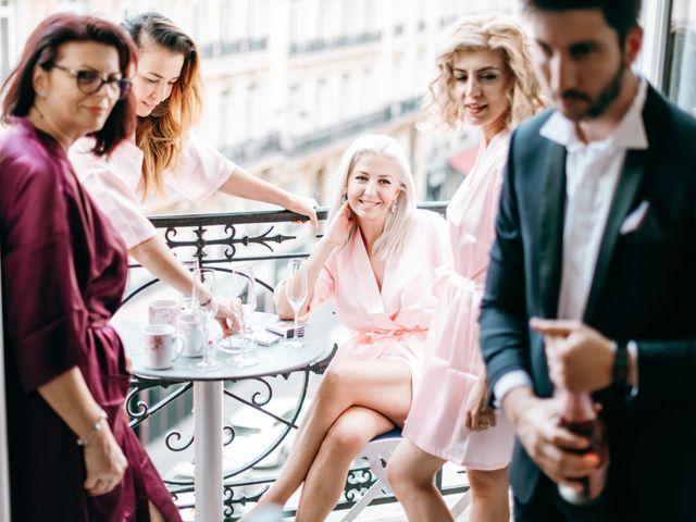 Le mariage de Mickaël et Daniela à Paris, Paris 53