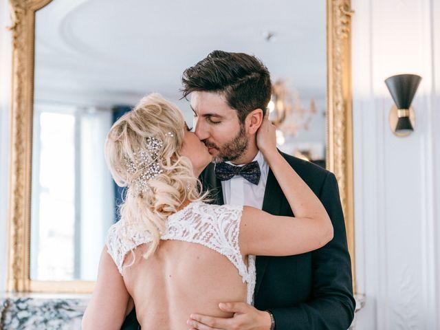 Le mariage de Mickaël et Daniela à Paris, Paris 68