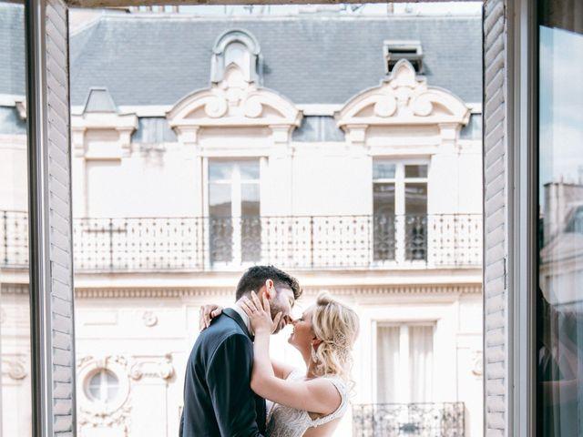 Le mariage de Mickaël et Daniela à Paris, Paris 69