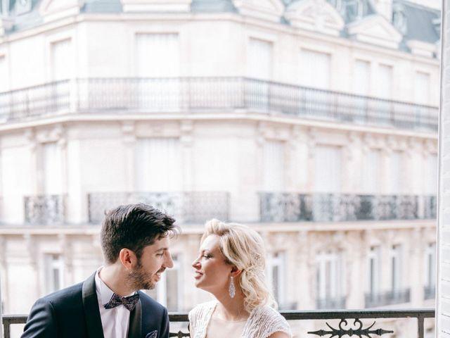 Le mariage de Mickaël et Daniela à Paris, Paris 73